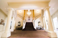 """<p>It only takes one look at this grand, imposing staircase to see that <a href=""""https://go.redirectingat.com?id=127X1599956&url=https%3A%2F%2Fwww.booking.com%2Fhotel%2Fgb%2Ftheangelhotel-cardiff.en-gb.html%3Faid%3D2070929%26label%3Dboutique-hotels-cardiff&sref=https%3A%2F%2Fwww.redonline.co.uk%2Ftravel%2Finspiration%2Fg34759204%2Fboutique-hotels-cardiff%2F"""" rel=""""nofollow noopener"""" target=""""_blank"""" data-ylk=""""slk:The Angel Hotel"""" class=""""link rapid-noclick-resp"""">The Angel Hotel</a> is not your average boutique hotel in Cardiff.</p><p>ThiS Victorian building offers classic bedrooms next to Cardiff Castle and 150 yards from the Principality Stadium, with an appropriately-elegant restaurant and bar - Castell's Restaurant serves fine cuisine and an exclusive wine list.</p><p>Many of the bedrooms here allow guests to really immerse themselves in the Welsh culture without having to step foot outside, with views of the historic Cardiff Castle and its grounds.</p><p>Cardiff's small city centre means that this hotel is just 100 yards from peaceful Bute Park, boutique shops and many restaurants, while the central train and bus stations are a mere five-minute walk away. </p><p><a class=""""link rapid-noclick-resp"""" href=""""https://go.redirectingat.com?id=127X1599956&url=https%3A%2F%2Fwww.booking.com%2Fhotel%2Fgb%2Ftheangelhotel-cardiff.en-gb.html%3Faid%3D2070929%26label%3Dboutique-hotels-cardiff&sref=https%3A%2F%2Fwww.redonline.co.uk%2Ftravel%2Finspiration%2Fg34759204%2Fboutique-hotels-cardiff%2F"""" rel=""""nofollow noopener"""" target=""""_blank"""" data-ylk=""""slk:CHECK AVAILABILITY"""">CHECK AVAILABILITY</a></p>"""