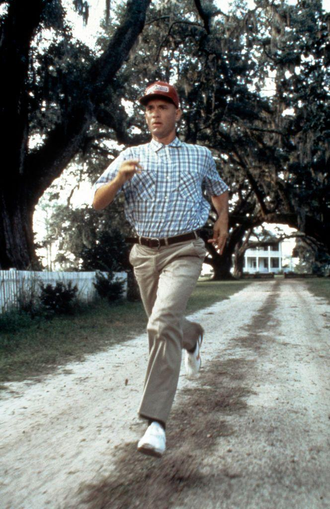"<p><em>Forrest Gump </em>came out in 1994, and it was <em>huge</em>. Everyone would quote ""Run, Forrest, run!"" anytime they saw someone running because, you know, it was so original. </p>"