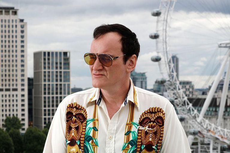 Quentin Tarantino, the boy from the video store