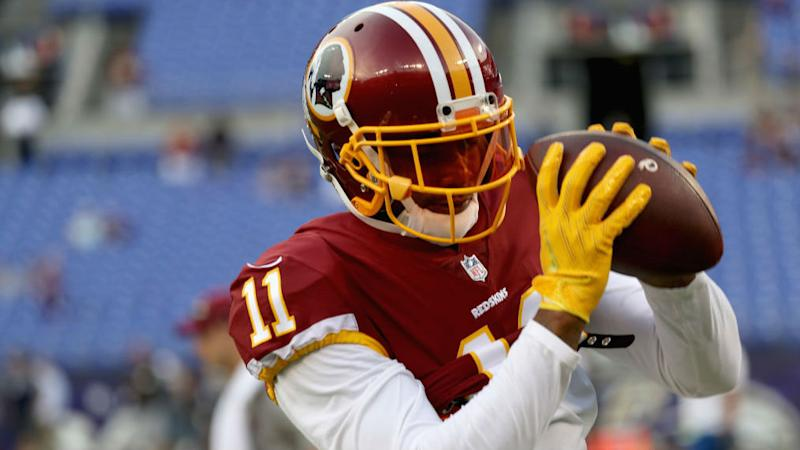 NFL free agency: Terrelle Pryor joining Jets, report says