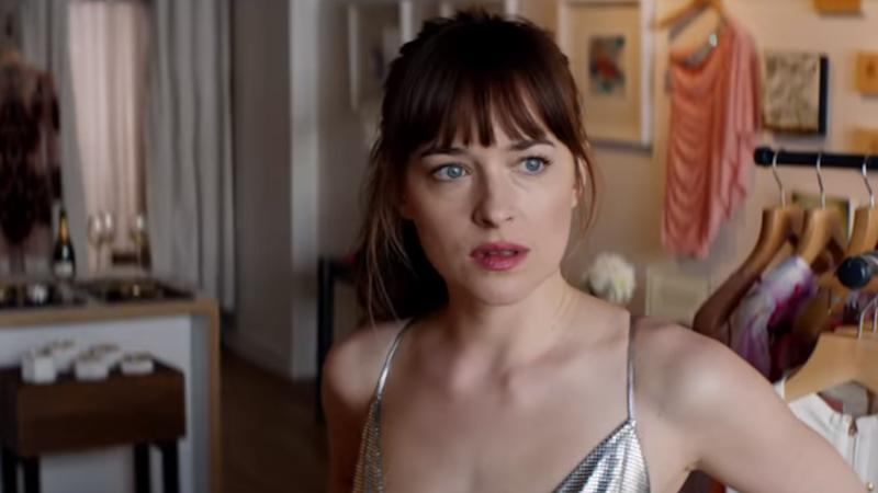 'Fifty Shades Freed' Trailer Reveals Anastasia Steele Is Pregnant!