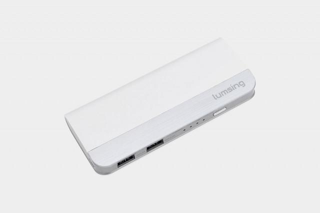 Lumsing Harmonica Style Portable Power Bank 1