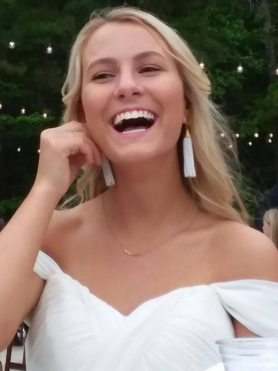 Mallory Beach, 19, of Hampton County, was killed in a boat crash on Archers Creek on Feb. 24, 2019.