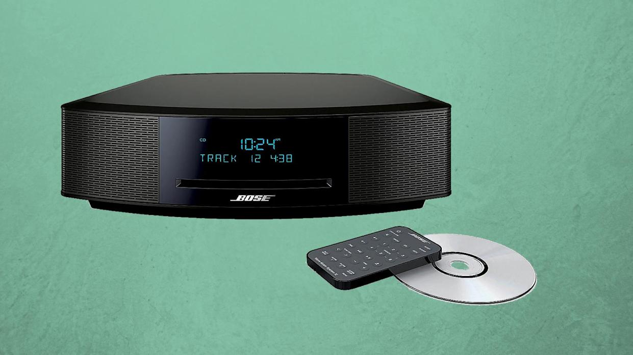 This Bose beauty is on sale until the end of the day — who loves his CDs. (Photo: Bose)