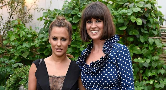 Dawn O'Porter has urged others not to send Caroline Flack's private messages to them (Getty for John Lewis)