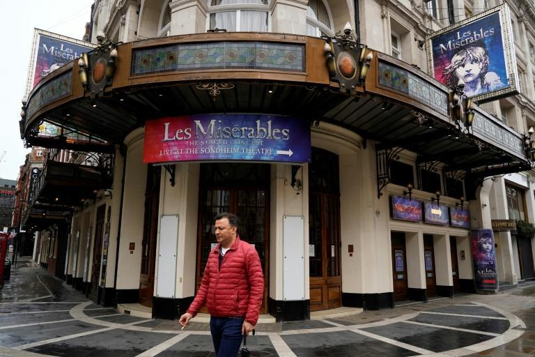London's theatres are reopening this week as coronavirus restrictions are eased