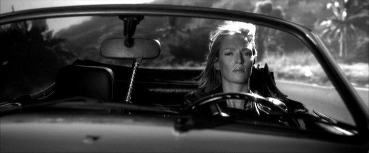 Uma Thurman was aggressively persuaded to drive an unsafe car on the set of Kill Bill