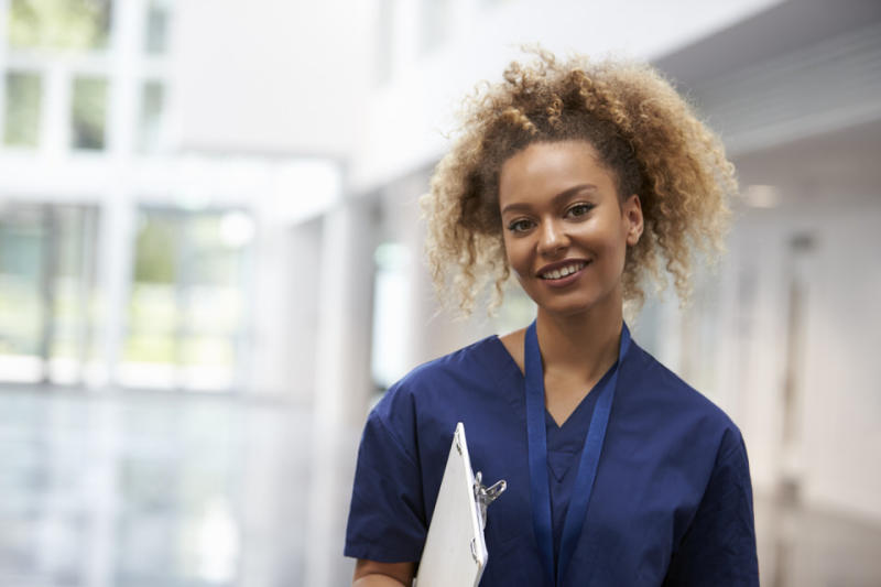 You don't have to go to university to become a nurse, thanks to new apprenticeships. (Getty Images/iStockphoto)