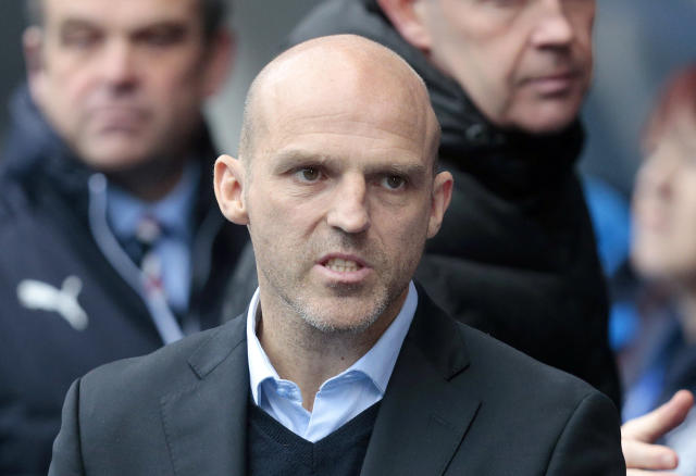 Football Soccer - Rangers v St Mirren - Ladbrokes Scottish Championship - Ibrox - 27/2/16 St Mirren manager Alex Rae Mandatory Credit: Action Images / Graham Stuart Livepic EDITORIAL USE ONLY.
