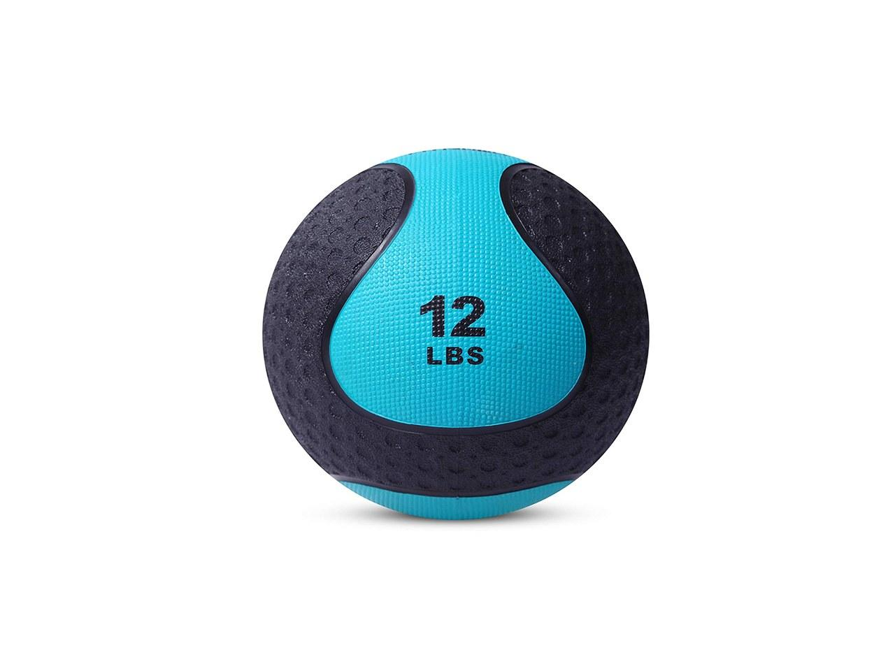 "<p>This is a great add to any home gym; the pros swear by <a href=""https://www.self.com/story/why-the-medicine-ball-slam-is-a-great-cardio-and-strength-exercise?mbid=synd_yahoo_rss"">a medicine ball slam</a> for a total-body exercise.</p> <p><strong>Buy it:</strong> $28 (originally $40), <a href=""https://www.amazon.com/Medicine-Exercise-Superior-Day-Fitness/dp/B07CFMTGYB?th=1"" rel=""nofollow"">amazon.com</a></p>"