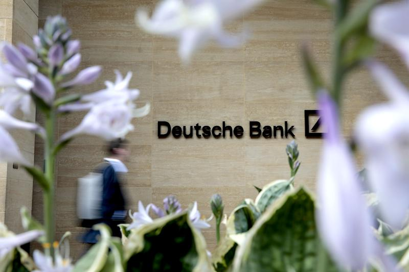 """(Bloomberg) -- President Donald Trump defended troubled Deutsche Bank AG on Thursday and said the German financial institution wanted his business, which is now the subject of investigations by congressional Democrats.In a Twitter thread attacking media coverage of his past banking practices, Trump said, """"A bank that I did use years ago, the now badly written about and maligned Deutsche Bank, was then one of the largest and most prestigious banks in the world! They wanted my business, and so did many others!""""Trump comments came after his personal lawyers faulted House Democrats' demand for records from his outside accounting firm as an unauthorized attempt to pry into his business dealings as they prepare for a showdown Friday in an appeals court.Trump's lawyers are trying to convince a three-judge panel that a Washington judge erred in allowing the House Oversight and Reform Committee to demand that Trump's accountant, Mazars USA LLP, turn over records dating back to 2011, including those pertaining to the Trump Organization, his charitable foundation and the operating company for his luxury hotel just blocks from the White House.A New York-based federal appeals court will hear arguments next month as the president's attorneys seek a reversal of a separate court ruling giving a different House panel access to Trump records held by Deutsche Bank and Capital One Financial Corp.The president owes Frankfurt-basedDeutscheBank about $300 million for loans related to his Washington hotel, a Chicago tower and Florida golf resort Doral, financial disclosures and property records show. The bank on July 7 said it would slash 18,000 jobs -- about 20% of its workforce -- by 2022 as part of a sweeping overhaul of its operations after years of mismanagement, multibillion-dollar fines and declining revenue eroded profitability.To contact the reporter on this story: Terrence Dopp in Washington at tdopp@bloomberg.netTo contact the editors responsible for this story: Kasia Klimasinsk"""