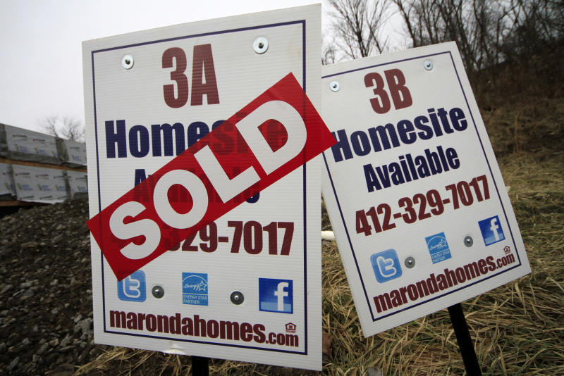Average US 30-year mortgage rate falls to 4.21 pct