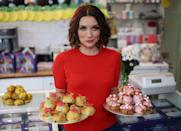 <p>PE teacher Candice Brown quit her job to focus on her budding baking career after winning <em>Great British Bake Off</em> in 2016. She's appeared as a cooking demonstrator multiple times on <em>This Morning</em> since and even competed in the tenth series of <em>Dancing on Ice</em>. Partnered up with Matt Evans, unfortunately Brown's appearance didn't go too well, as she was the first competitor to be eliminated. According to numerous rumour mill reports, she is being tipped to join a <em>Bake Off</em> all stars spin-off series that will be on later this year. <br>(PA Images) </p>