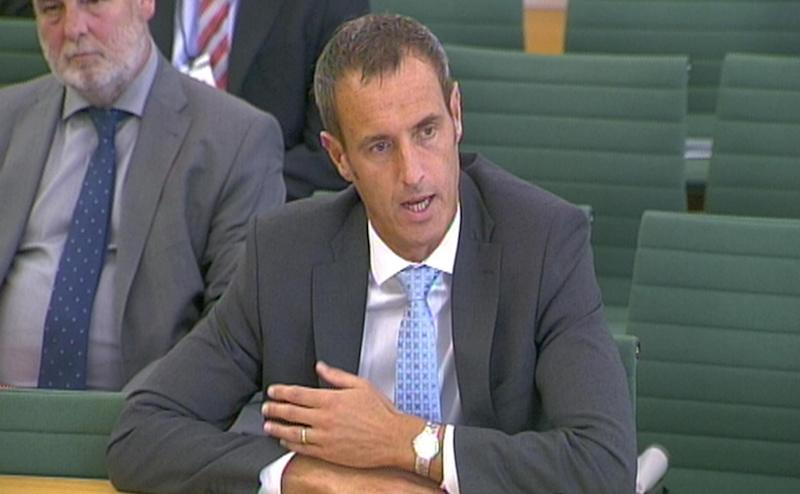 Europol chief Rob Wainwright told MPs that Britain was critical to the 'evolution' of Europol: PA Archive/PA Images