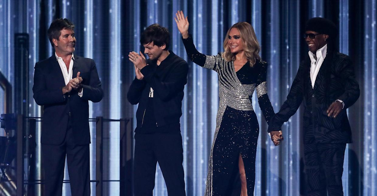 Simon Cowell says X Factor will return, but revamped. (ITV Pictures)