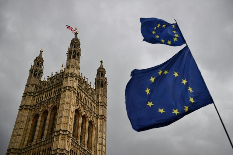 Brexit is meant to happen on October 31 -- but the UK's exit from the EU is still in uncertain territory, with more twists anticipated (AFP Photo/Daniel LEAL-OLIVAS)