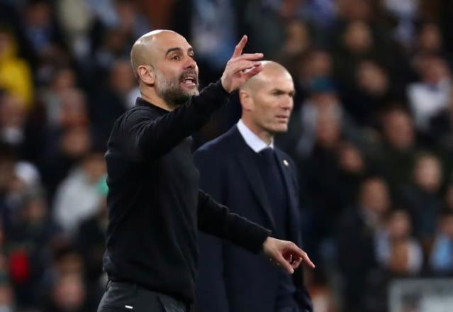 FILE PHOTO: Champions League - Round of 16 First Leg - Real Madrid v Manchester City