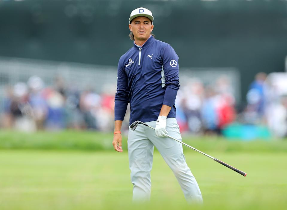 Rickie Fowler is back on the PGA Tour this week, and playing a host role at the inaugural Rocket Mortgage Classic in Detroit.