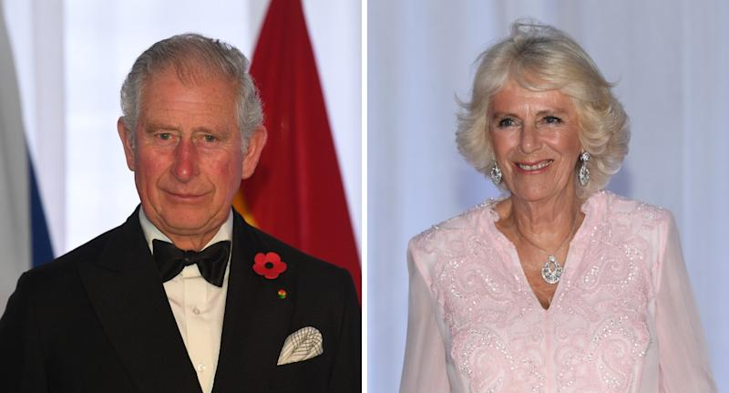 Prince Charles and Camilla Duchess of Cornwall danced at the State Dinner in Ghana More