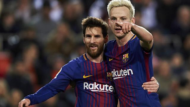 The Croatia midfielder said his Barcelona teammate is the best player in history but knows World Cup group opponent Argentina boasts other challenges