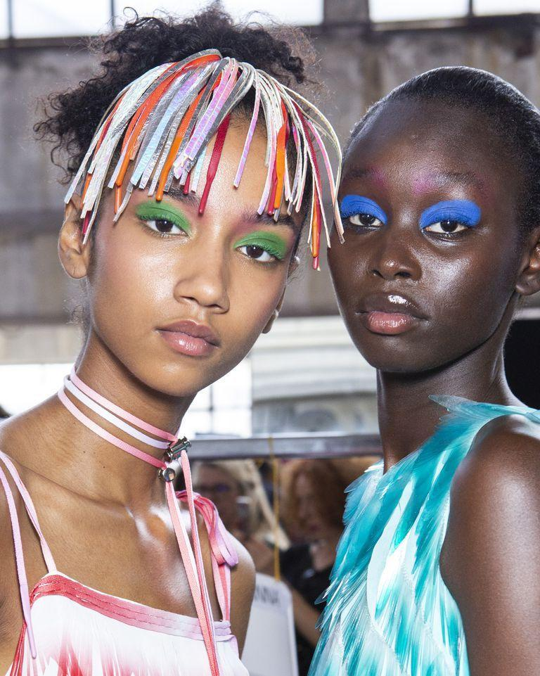 <p>When bright, bold eyeshadow looks this gorgeous-can you even make excuses for wearing taupe again?</p>