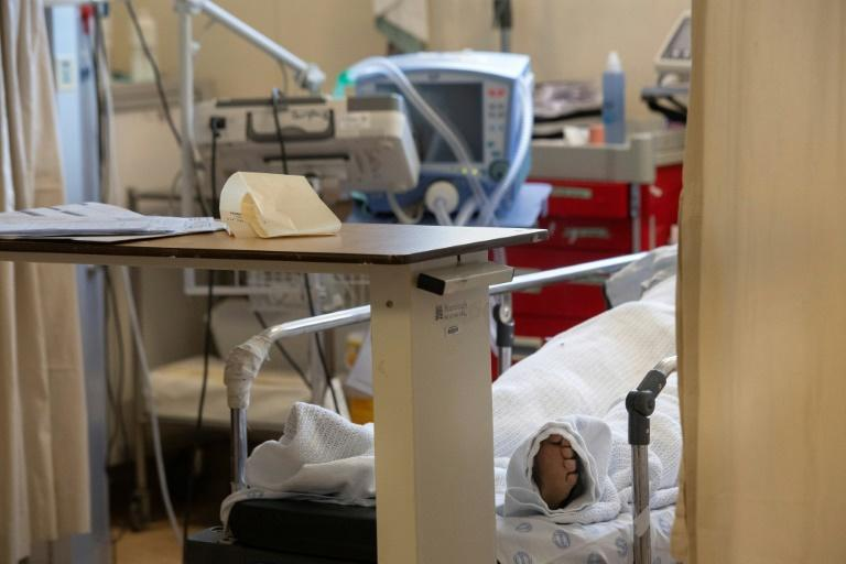 The mortality rate of critically ill African Covid-19 patients is higher than on other continents, a new study suggests