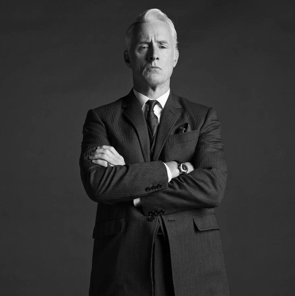 Roger Sterling (John Slattery) - Mad Men - Season 6
