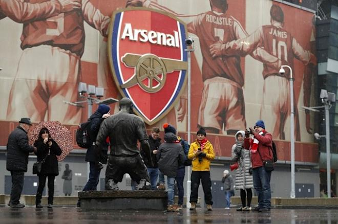 Arsenal, Thierry Henry statue, Arsene Wenger, fans