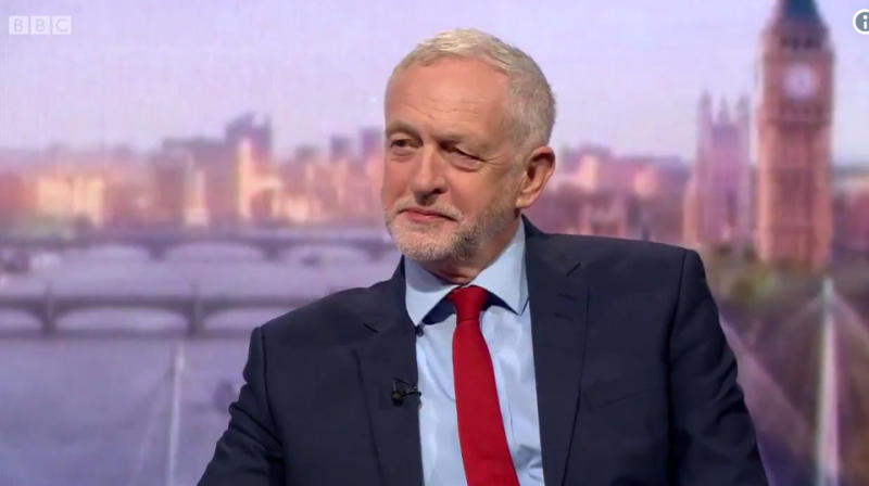 Jeremy Corbyn Is 'Parroting Lies' Over Brexit, Warn Lib Dems