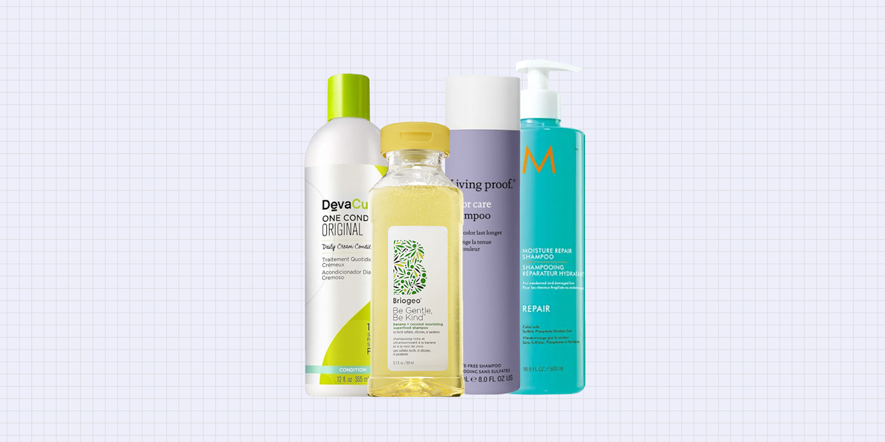 "<p>If searching for the perfect shampoo is wrong, I don't want to be right. For many women, choosing a shampoo and conditioner is kind of like dating—you'll settle for the one that's right in front of you (read: the bottle near checkout), but as more variety becomes available, the pickier you want and <em>need</em> to become. </p><p>As rote as it seems, haircare needs to be taken as seriously as <a href=""https://www.marieclaire.com/beauty/g674/beauty-skincare-products/"" target=""_blank"">skincare</a> is, which is why Marie Claire's editors decided to share our go-to shampoo and conditioner picks for every hair type—from frizz-prone to heat damaged to perfectly healthy. Stock up on our favorites, below, and feel free to use ""washing my hair"" as an excuse anytime you want to get out of a date.<br></p>"
