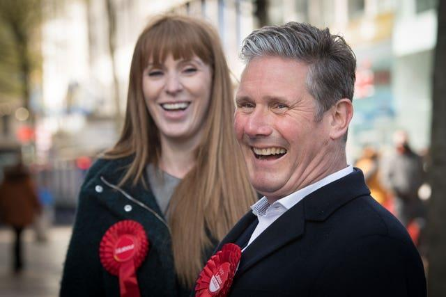 Labour leader Sir Keir Starmer has sacked his deputy Angela Rayner as chairman of the party