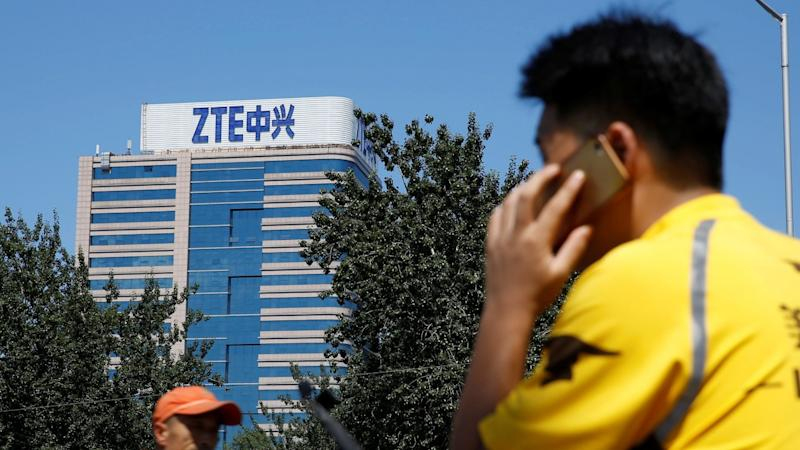 China's ZTE gets operation back on track while global backlash mounts