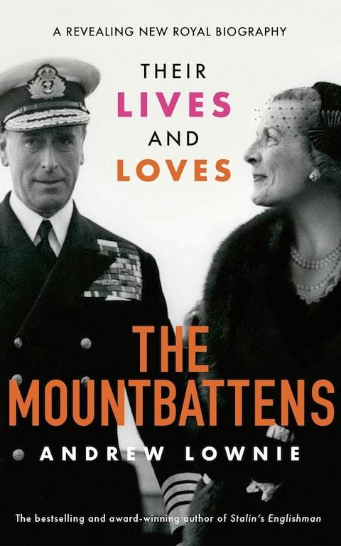 The Mountbattens by Andrew Lownie