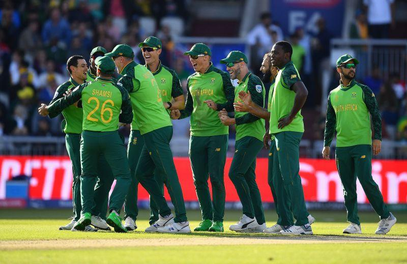 South Africa had a torrid 2019 World Cup