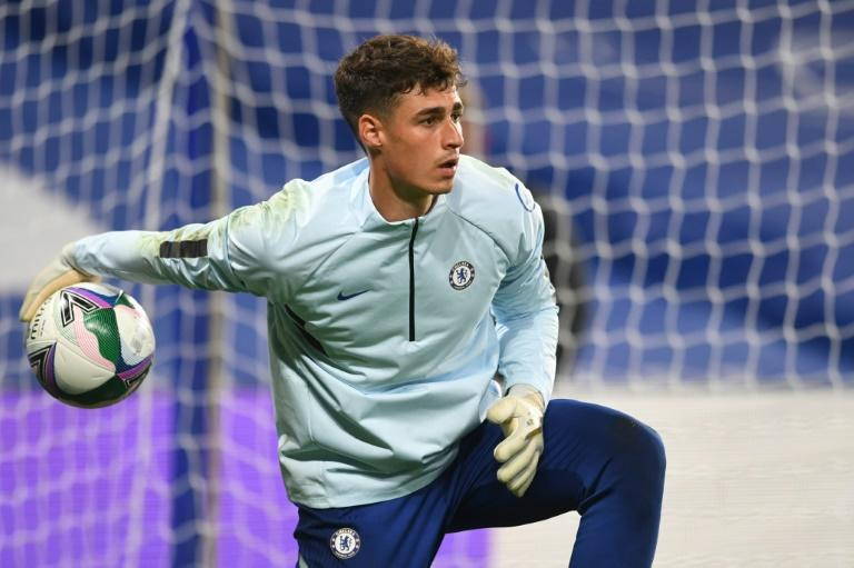Kepa dropped as Caballero starts in goal for Chelsea