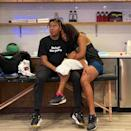 "<p>The tennis prodigy shouted out her boyfriend for dropping everything to support her at the U.S. Open.</p> <p>""Appreciation post for the mister because I feel like it today 😂🙏🏾,"" she began, alongside a photo of her cuddled up next to Cordae. ""this pic was right after winning the US Open finals. He stopped everything he was doing because I FaceTimed him a couple days earlier and said I was feeling sad and lonely in the bubble.""</p> <p>""I later found out that he hopped on a plane shortly after that call and then quarantined himself for a couple days in a hotel to see me and support,"" she continued.</p> <p>She noted that his gesture was even sweeter because she's ""still convinced he doesn't understand the rules of tennis lol.""</p> <p>Whether he does or not, he's putting all his support behind his girl, which is clear on slide two. </p>"