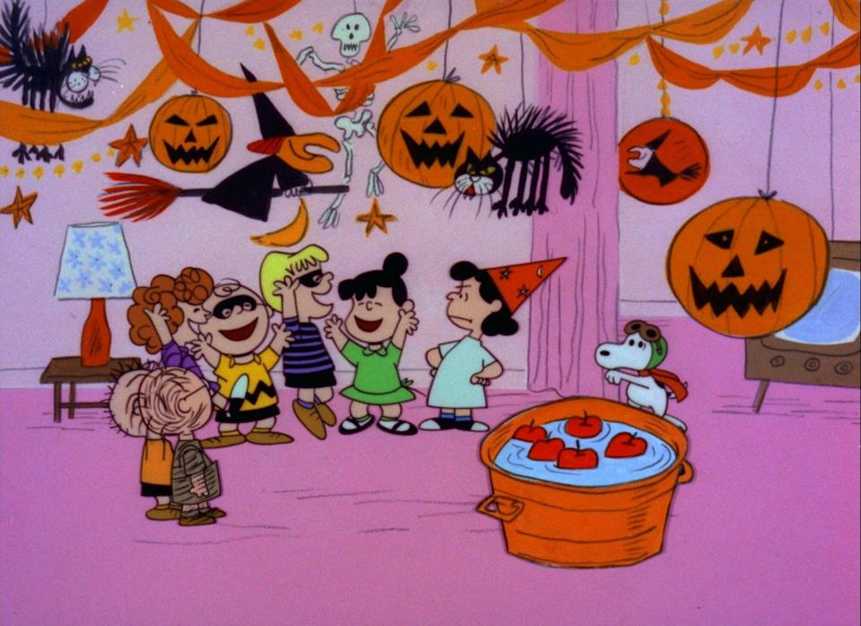 The Charlie Brown Halloween Special Will Stream for Free—Here's How to Watch