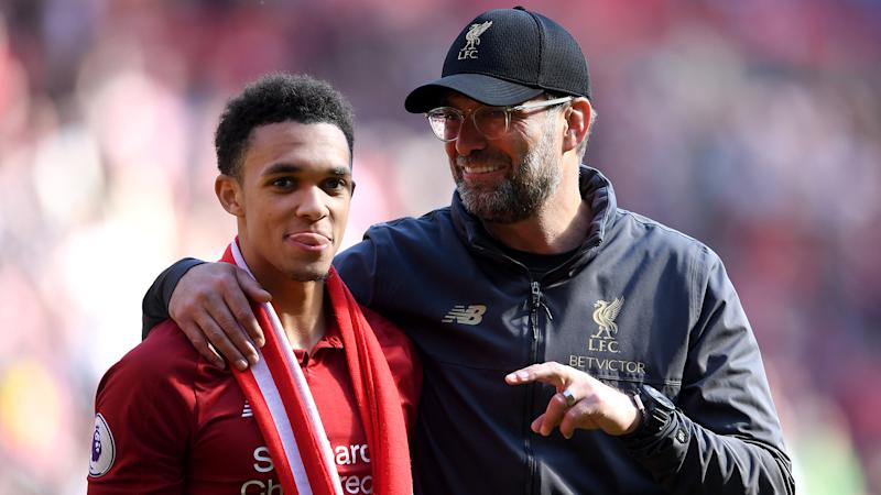 'I owe Klopp everything' – Alexander-Arnold hails Liverpool manager's influence