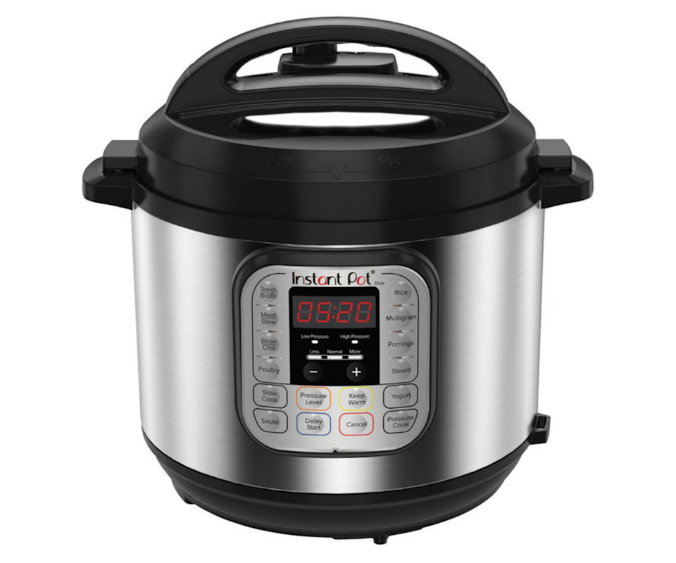 Instant Pot Duo 8L 7-in1 Multicooker. Photo: Myer