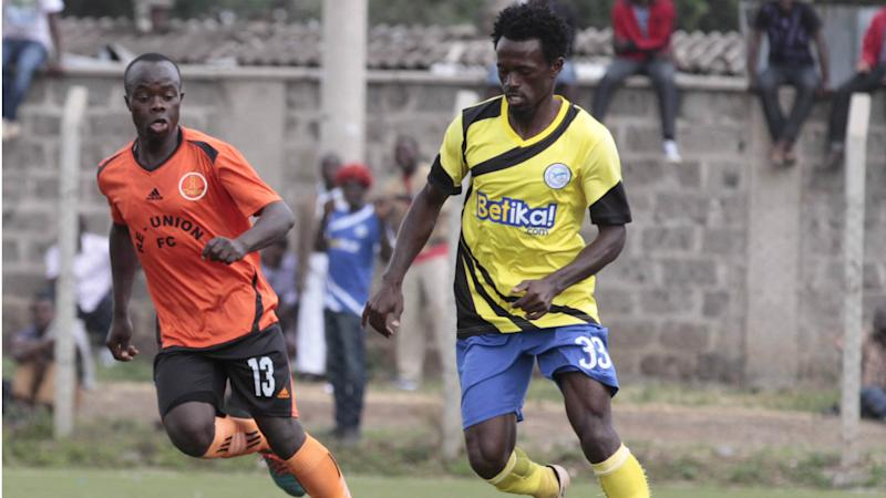 Mathare United keen on signing former Sofapaka midfielder Kevin Kimani