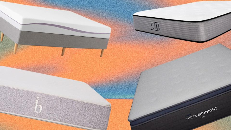 There's a Long Weekend Coming and the Mattress Deals Are Out in Full Force