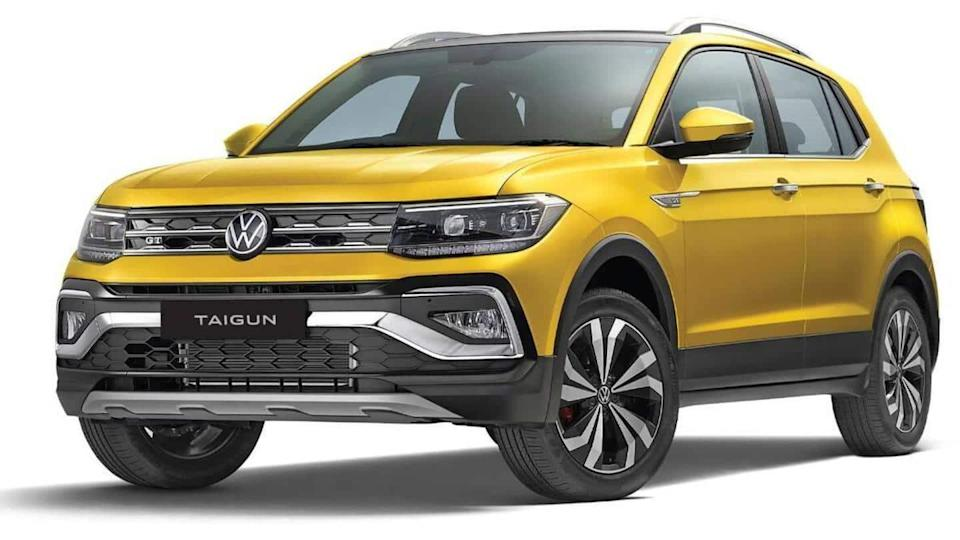 Volkswagen Taigun goes official in India at Rs. 10.5 lakh