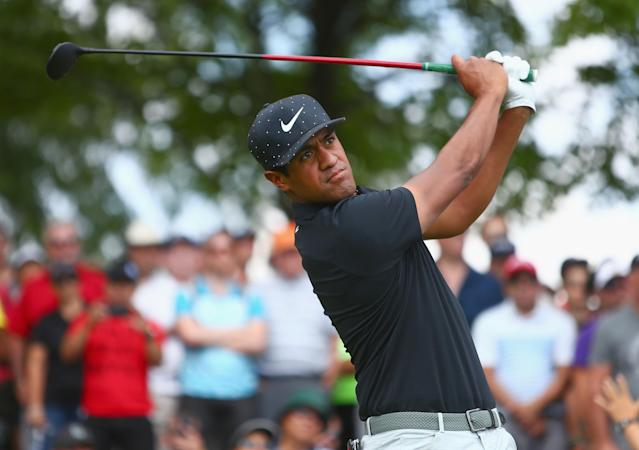 "<h1 class=""title"">RBC Canadian Open - Final Round</h1> <div class=""caption""> Finau's recent record maybe him a safe pick for Furyk, but a smart one, too. </div> <cite class=""credit"">(Photo by Vaughn Ridley/Getty Images)</cite>"