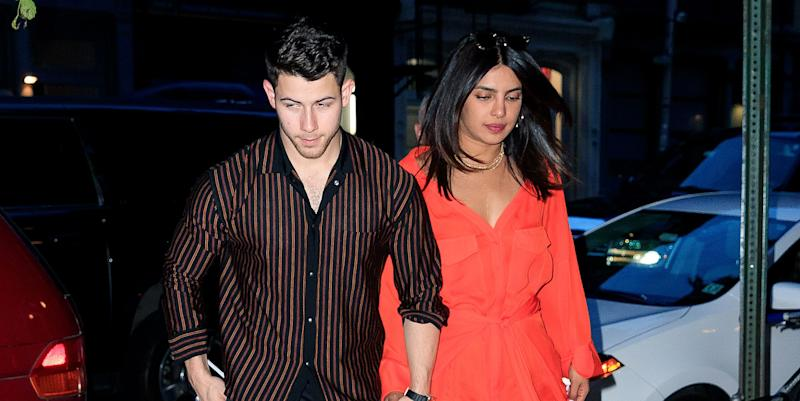 Nick Jonas thanks Priyanka's late father for bringing her to this world