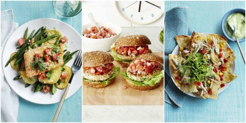 94 Delicious Dinners Ready In Under 30 Minutes