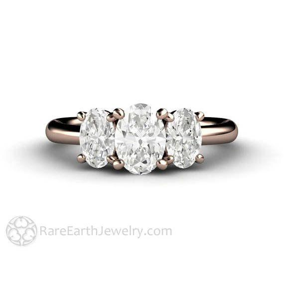 """<i><a href=""""https://www.etsy.com/listing/571228599/oval-3-stone-moissanite-engagement-ring?ga_search_query=moissanite&ref=shop_items_search_9"""" target=""""_blank"""">Buy it from RareEarth on Etsy</a>for$1,735.</i>"""