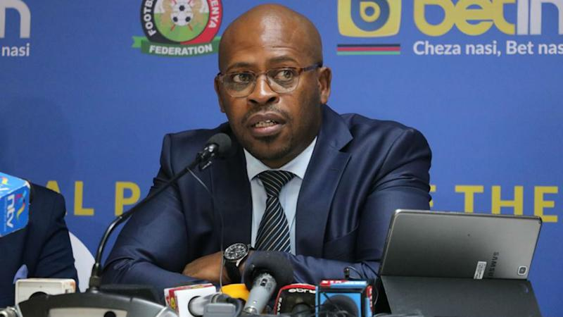Otieno replaces Muthomi as interim FKF executive officer