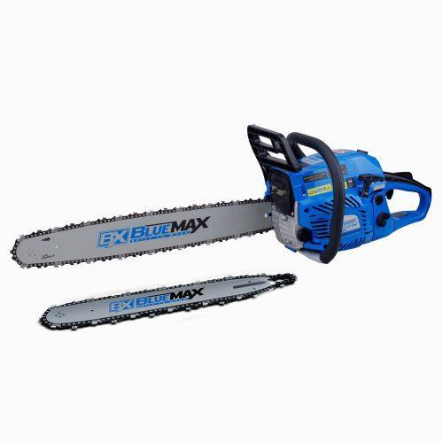 Blue Max 2-in-1 57 CC Gas Chainsaw Combo