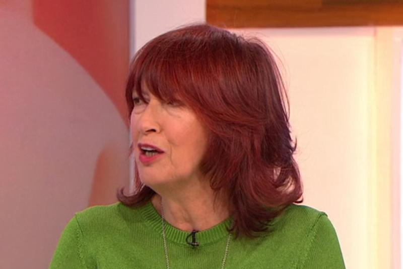 No offence: Janet Street-Porter made the comments on Loose Women: ITV