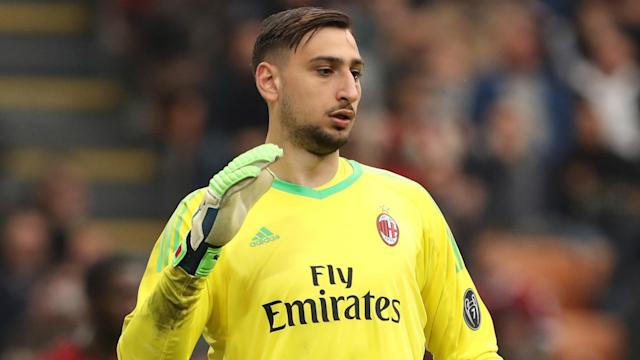 Gennaro Gattuso was coy when asked about Gianluigi Donnarumma following AC Milan's loss to Juventus in the Coppa Italia final.